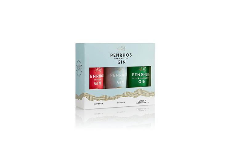 Penrhos Gin Trio Gift Set