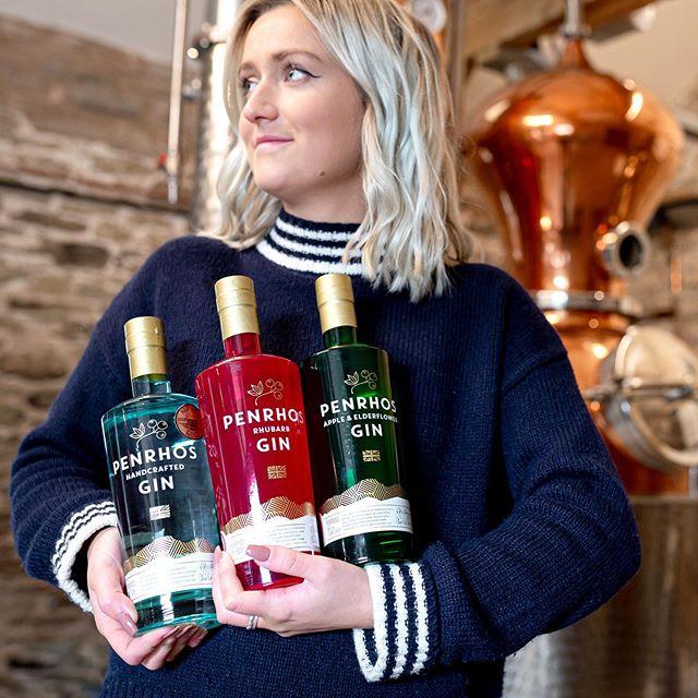 Penrhos distillery