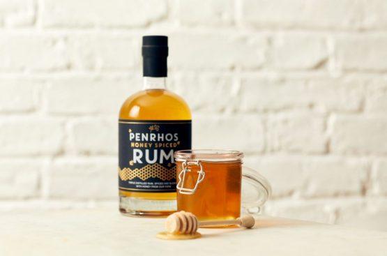 Penrhos Honey Rum