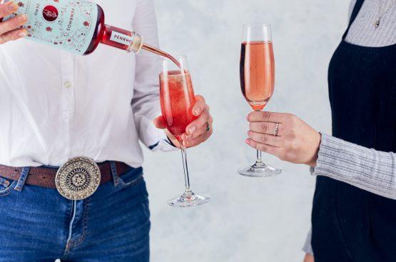 Non Alcoholic Prosecco & Gin
