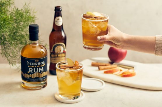 Rum and Apple