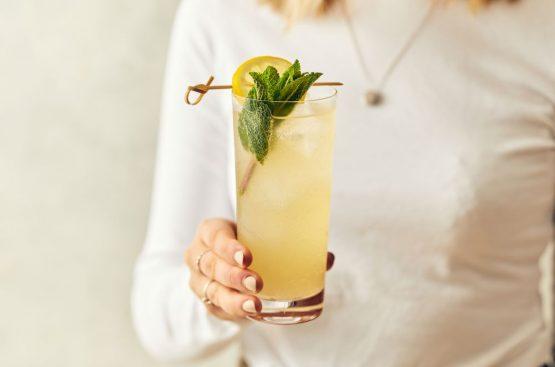 Rum and Lemonade